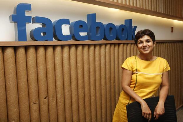 Facebook's user base in India has grown by 7.36% in the past two weeks and 29.41% over the last six months. Photo: Kumar/Mint
